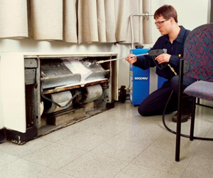 Cleaning – PTAC, Central AC & Furnaces